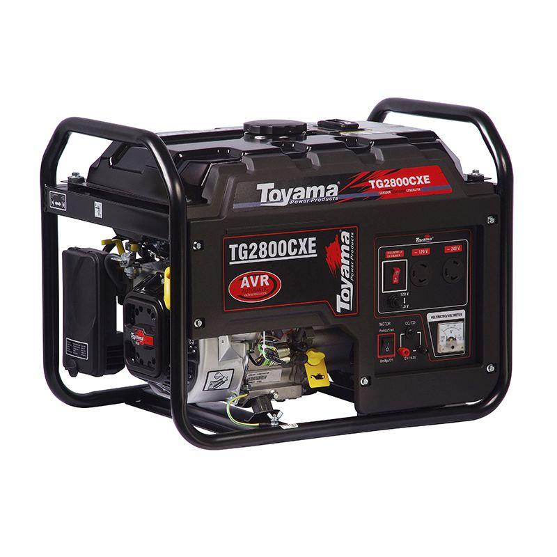 Gerador Gas. 4 Tempos - Monof. Tg2800Cxe Toyama