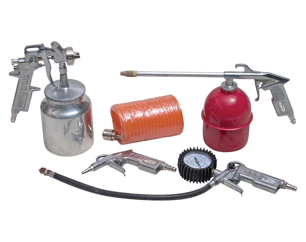 Kit De Acessorios Compressor Ar Kawashima