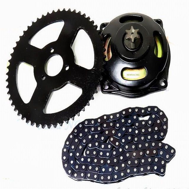 Kit Relação Grossa Mini Moto Speed/ Ninja Mini Quad.49cc/2t