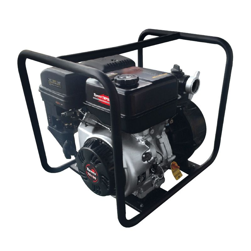 Motobomba Gasolina Motor  4 Tempos Alta Presão Twp50Hp Toyama