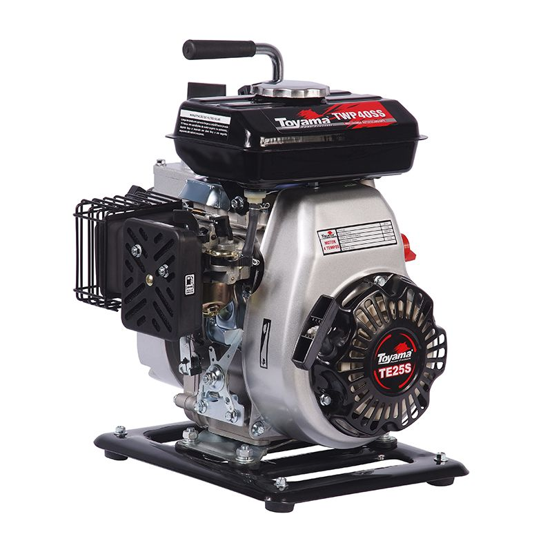 Motobomba Gasolina Motor  4 Tempos Auto Escorvante Twp40Ss Toyama