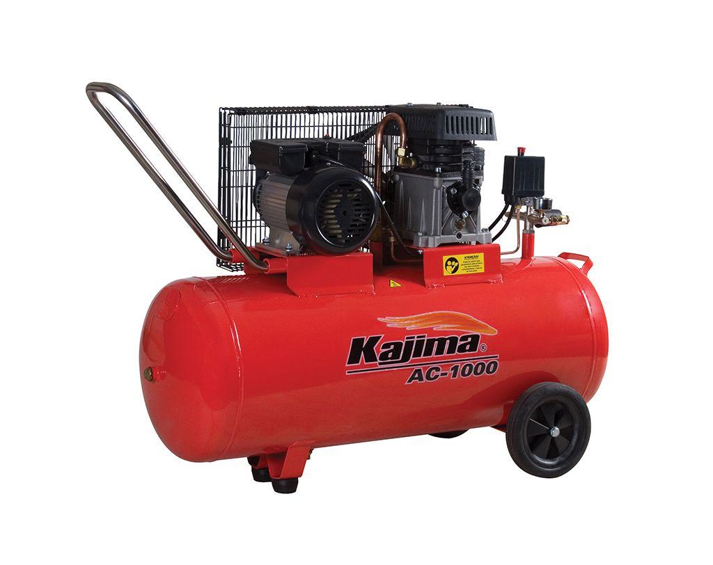Motocompres 2.5Hp 100L 220V Ac1000 Kawashima