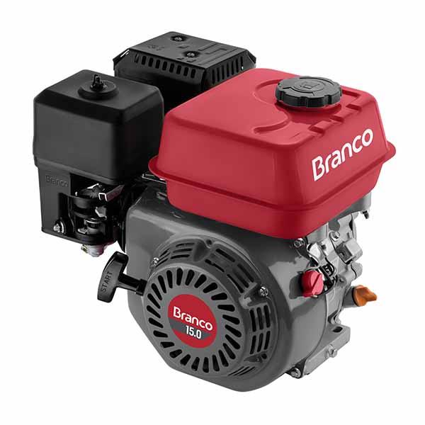 Motor Branco B4T 15,0 Cv H C/Part. Eletr.