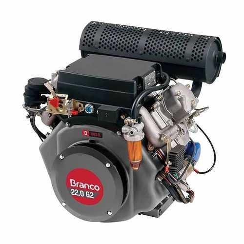 Motor Branco Motor Bd-22.0 G2