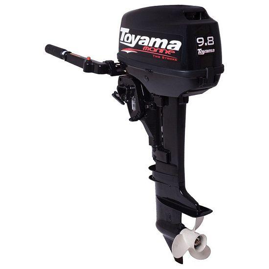 Motor De Popa - 2 Tempos - Com Marcha Tm9.8Ts Toyama FINAL ESTOQUE