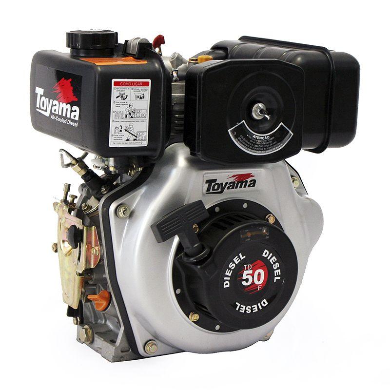 Motor Diesel Tde50 Toyama