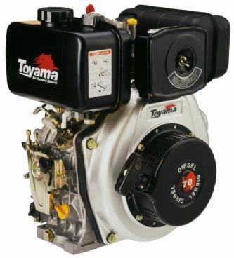 Motor Diesel Tde70 Toyama