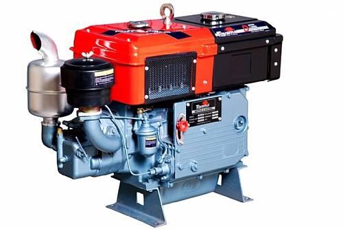 Motor Diesel Refrigerado Água Com Radiador Tdw18Dre2 Toyama