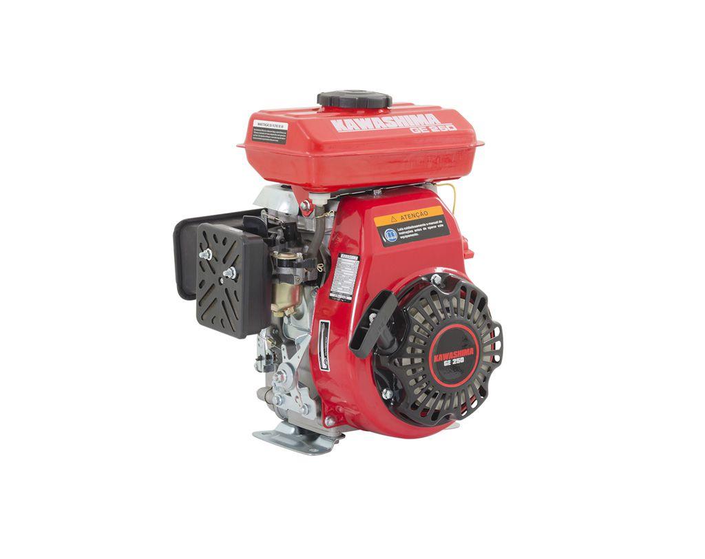 Motor Est.Horiz.Ge250 2 5Hp Kawashima