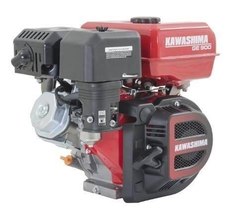 Motor Est. Kawashima Ge 1500e- 15hp Gasolina Part. Elétrica