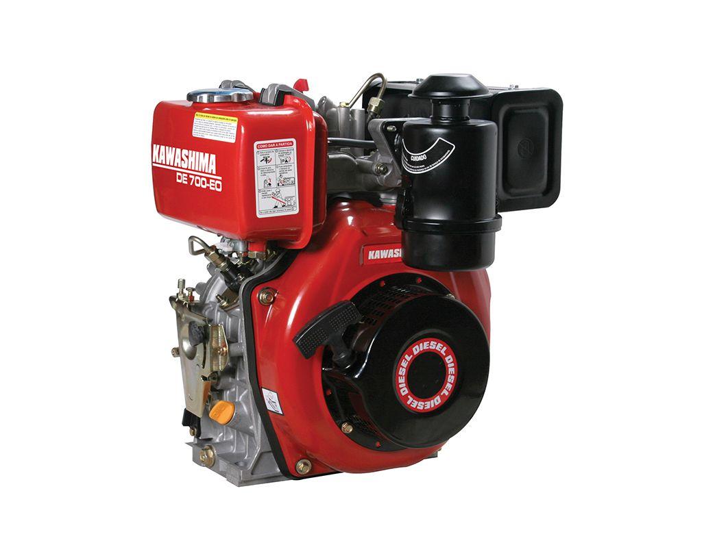 Motor Estac.Diesel De700Eo Kawashim Kawashima