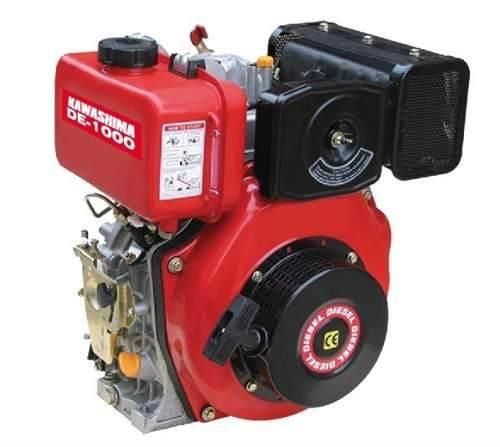 Motor Estacionário Kawashima De 1000 - 10hp Diesel