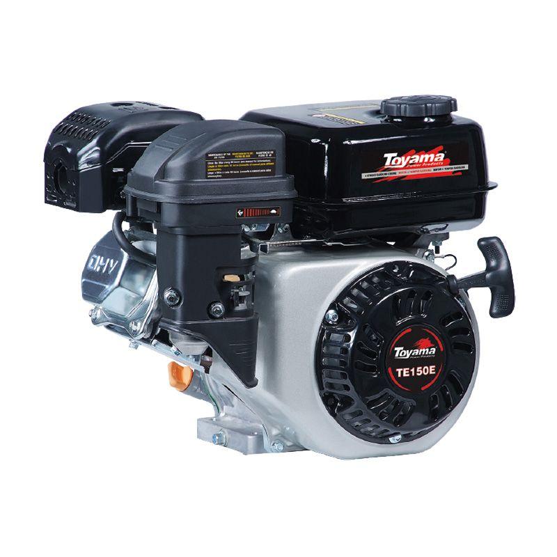 Motor Horizontal 4T 8Hp Te150E Partida Eletrica Toyama