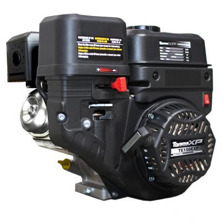 Motor Horizontal 4T 8Hp Te150E Partida Eletrica-Xp Toyama
