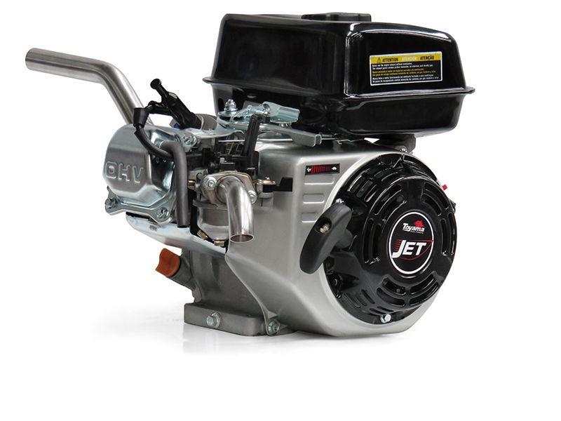 Motor Horizontal 4T Te65Jet Toyama