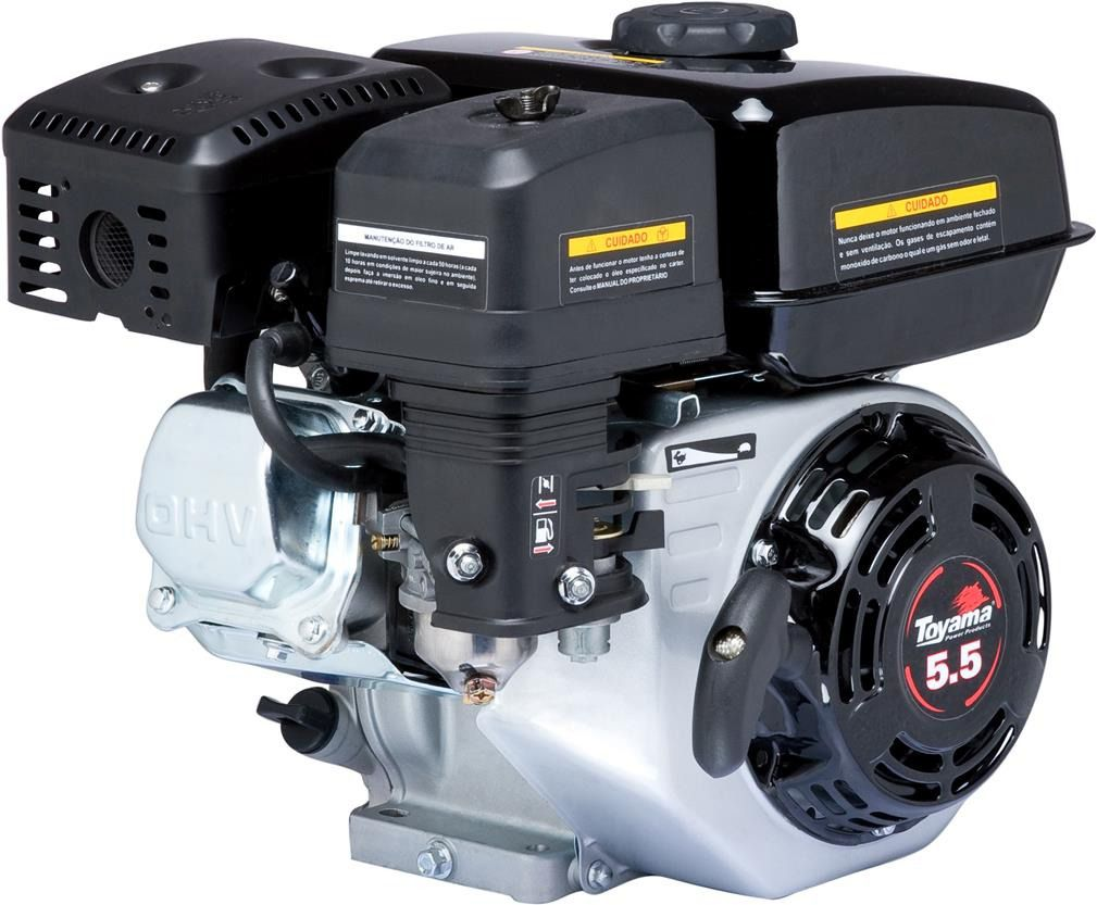 Motor Horizontal 4T Te55N Toyama