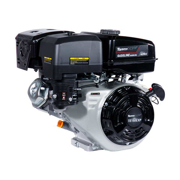 Motor Horizontal 4T TE150E-XP Partida Eletrica Toyama