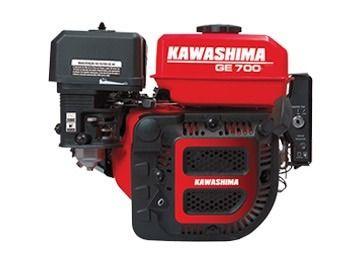 Motor Kawashima 7 Hp, Partida Eletrica
