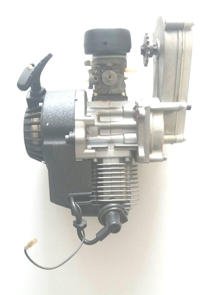 motor mini moto cross 49cc