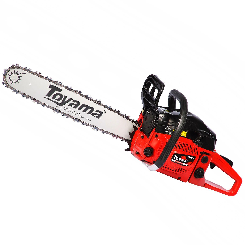 Motosserra A Gasolina 2 Tempos Tcs58X-20At Toyama