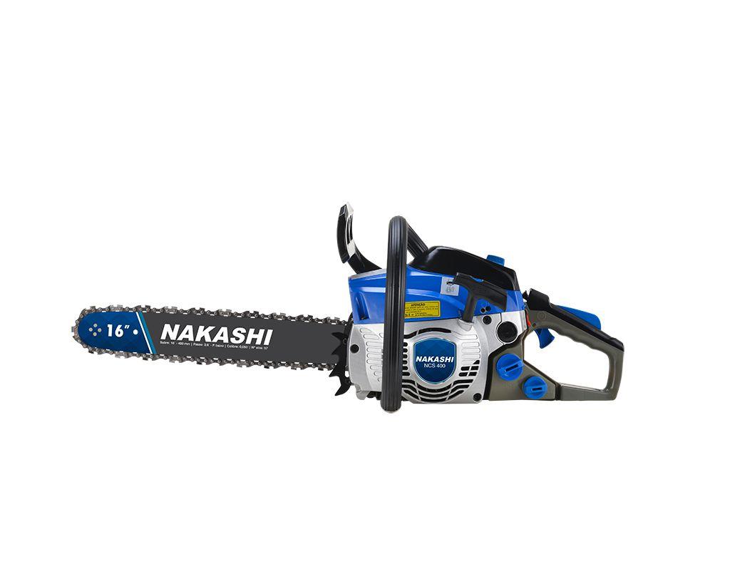 Motosserra Nakashi Ncs400
