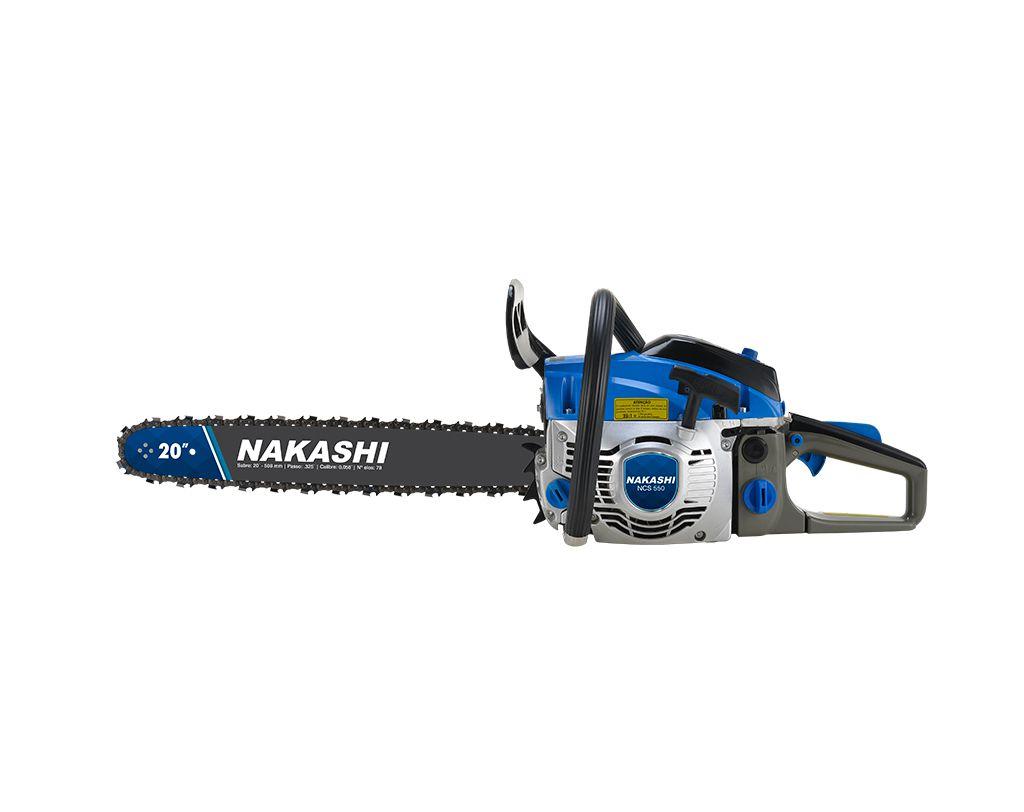 Motosserra Nakashi Ncs550