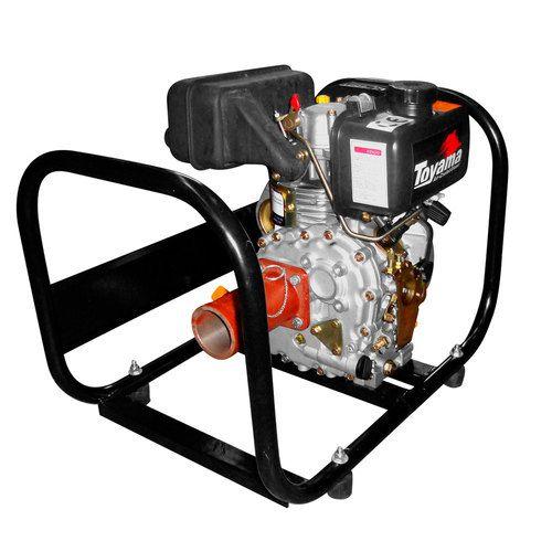 Motovibrador A Diesel Refrigerado A Ar Mvdd50Fe Toyama