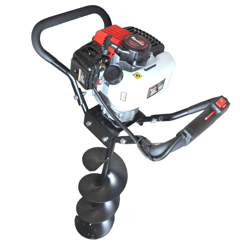 Perfurador De Solo A Gasolina 2 Tempos Com Broca Tea52X-200-Gii Toyama