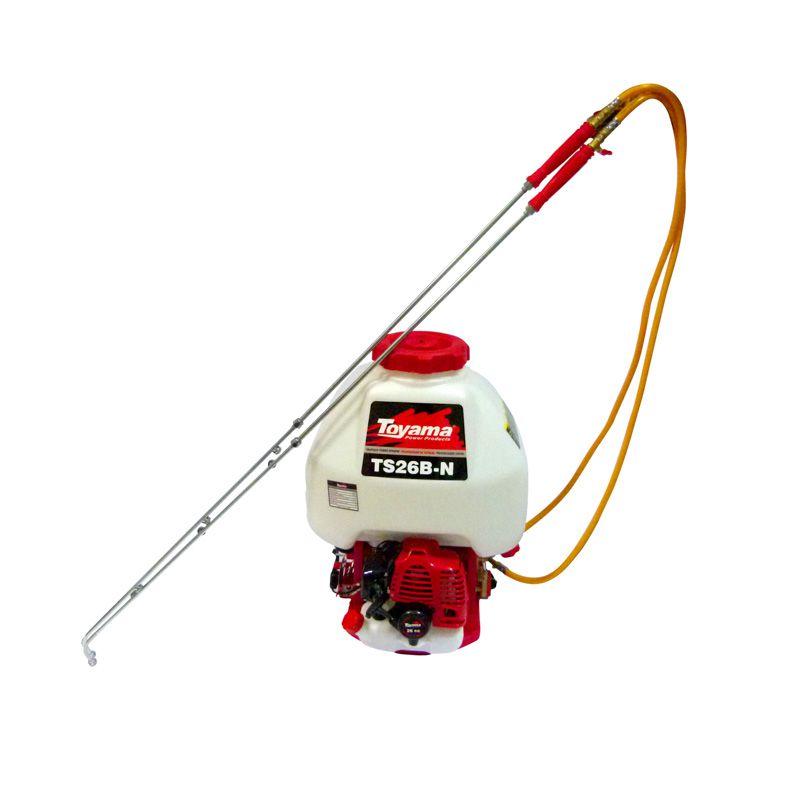 Pulverizador Costal A Gasolina 2 Tempos Ts26B-N Toyama