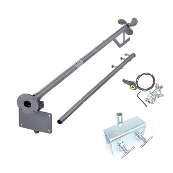 Rabeta Barco Std - 1.50mt + Kit Aceleração + Manual