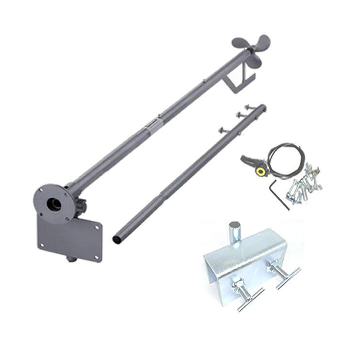 Rabeta Barco Std - 1.70mt E Kit Aceleração E Manual