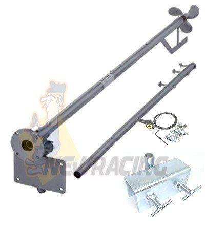 Rabeta Barco Std - 2.20m E Kit Aceleração E Manual