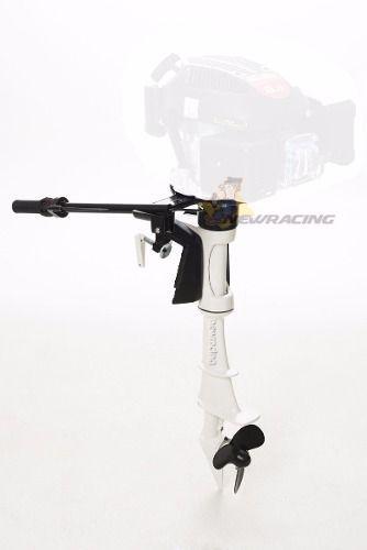 Rabeta Vertical Motor Popa Barco - Para Motoserra