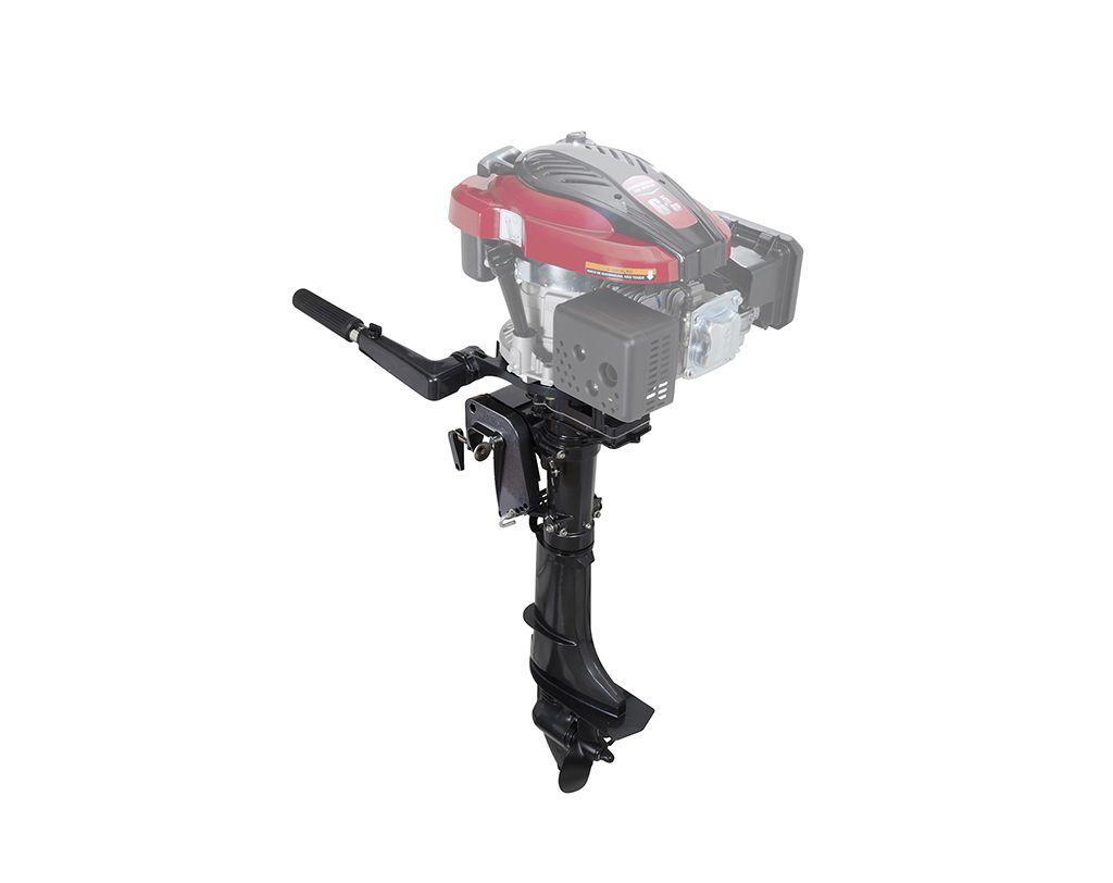 Rabeta Vertical Sem Motor Para 6Hp Kawashima