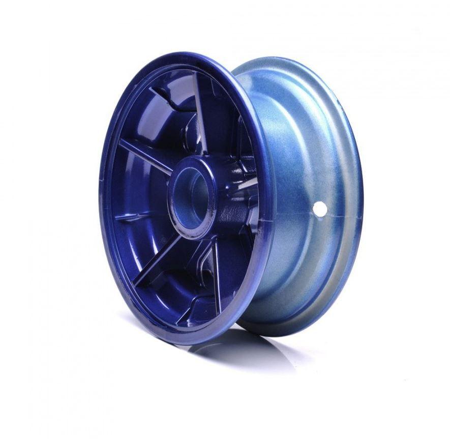 Roda Dianteira Azul  para Walk Machine