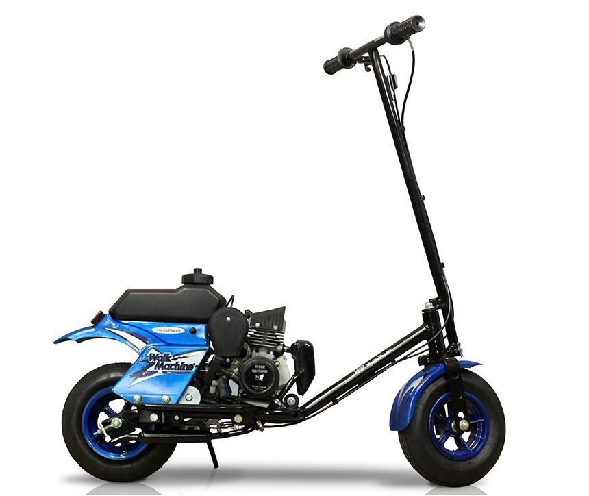 Walk Machine Millenium Novo  AZUL