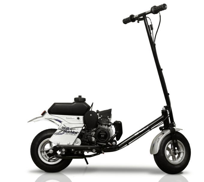 Walk Machine Millenium Novo 2019 PRATA