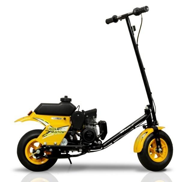 Walk Machine Millenium MAXX Novo  Amarelo 42CC