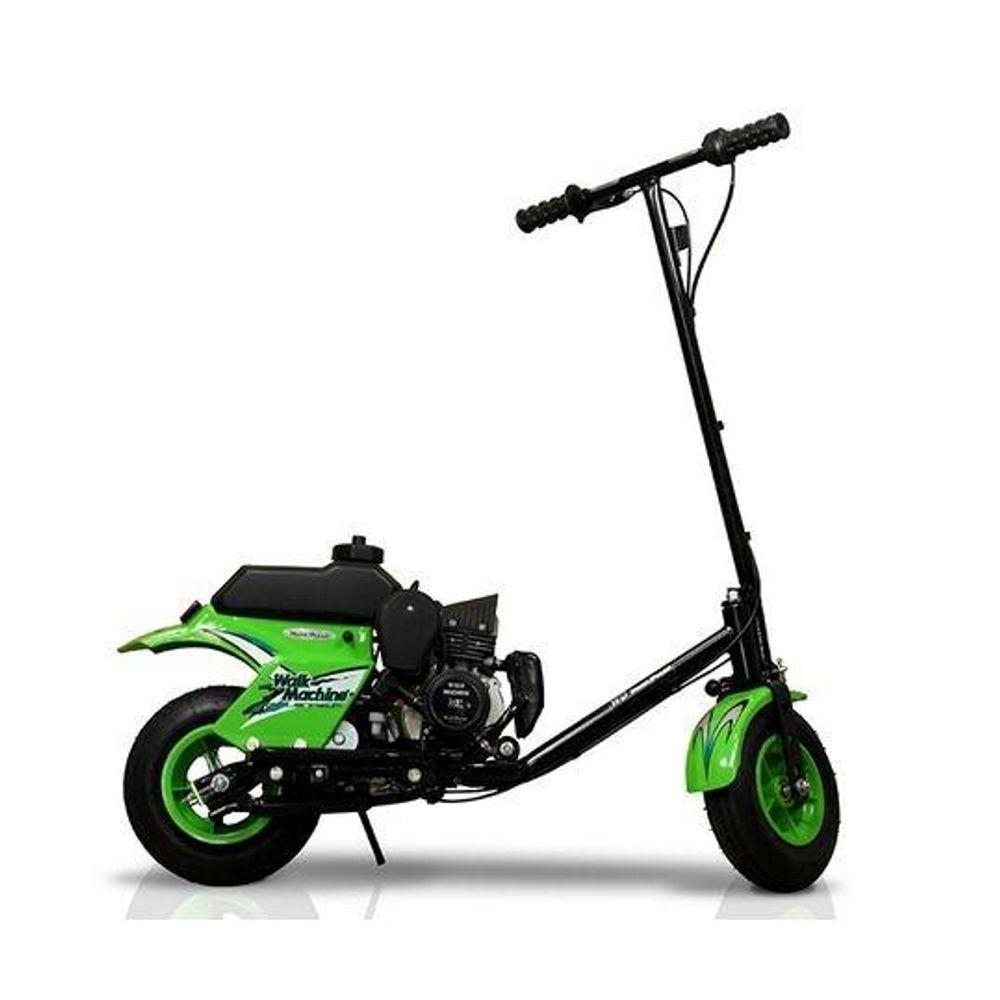 Walk Machine Millenium Novo  VERDE 42cc