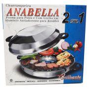 Anabella Pizza e Grill - Brilhante