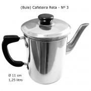 Cafeteira (Bule) Polida Linha Reta Nº 3 - Vigôr