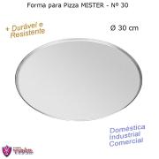 Forma para Pizza Mister 30 cm - Vigor