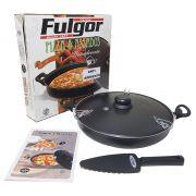 Kit com 5 Formas para Pizzas e Assados com Antiaderente - Fulgor