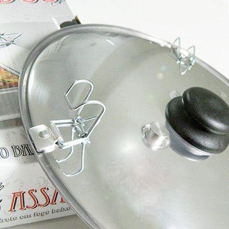 Forma Polida para Pizzas e Assados Fulgor
