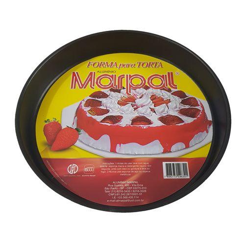 Forma Redonda para Torta 30 Antiaderente - Marpal