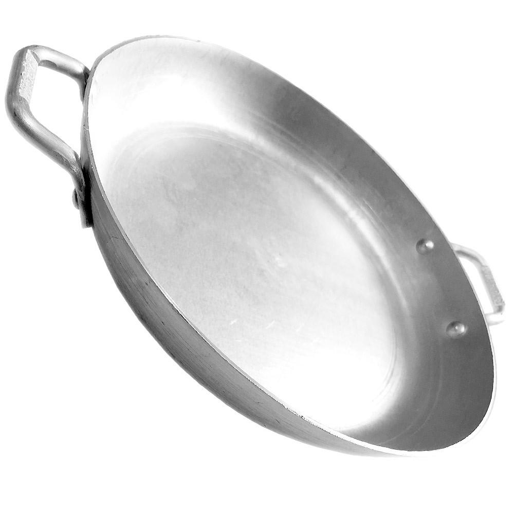Frigideira Pergaminho com Alças 24 cm - Alumínio Vigôr