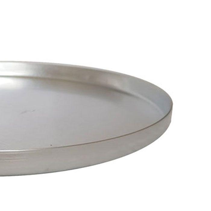 Kit com 3 Formas para Pizzas e Assados 20 25 e 30 cm - Alumínio Vigor