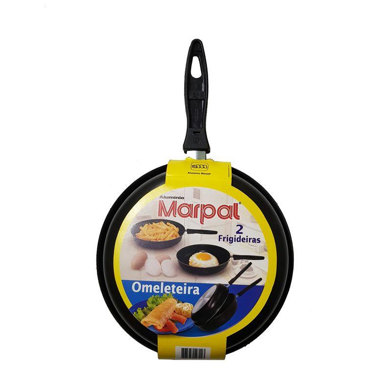 Omeleteira 20 cm com Antiaderente - Marpal
