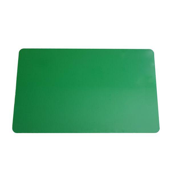 Tábua de Corte Grande Verde em Polietileno 40 x 60 x 1 cm