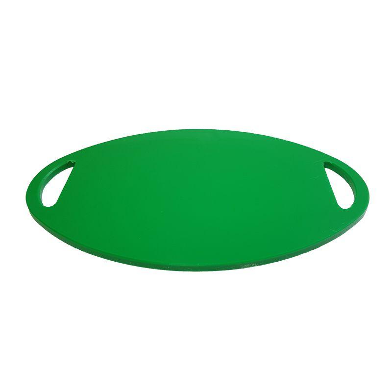 Tábua de Polietileno para Cortar e Servir Verde 24 x 36 x 1 cm